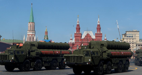"""Vì Nga, lý do khiến nước cờ Thổ đang chệch hướng xa rời với Mỹ: """"Hòn đá tảng"""" tên lửa S-400?"""