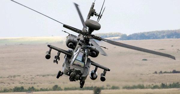 Qatar nhận trực thăng tấn công Apache từ Mỹ: Hiểm họa đối với bộ binh và cơ giới