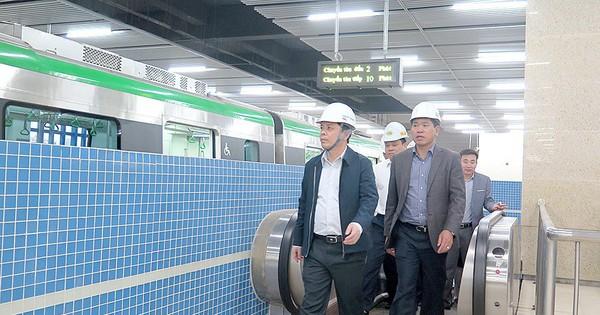 Đường sắt Cát Linh – Hà Đông còn vướng gì trước ngày khai thác?