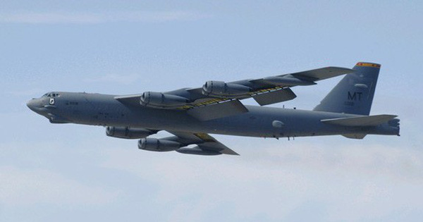 Mỹ đưa tên lửa hành trình hạt nhân lên pháo đài bay B-52