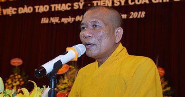 """Phó Ban PG Quảng Ninh: Nếu trụ trì chùa Ba Vàng """"chữa được bệnh bằng thỉnh oan gia trái chủ"""" nên tặng Nobel về y học"""