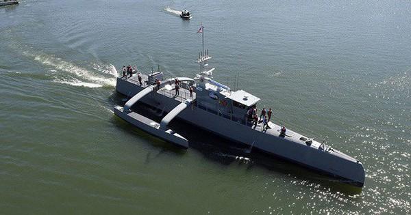 """Hải quân Mỹ dồn lực hoàn thiện robot """"Thợ săn biển"""" để chống tàu ngầm Kilo """"Hố đen"""""""