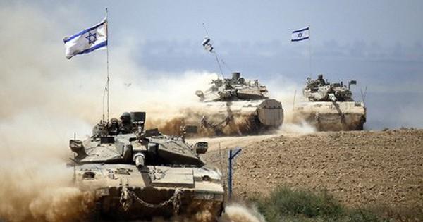 Israel triển khai xe tăng đến biên giới với Gaza