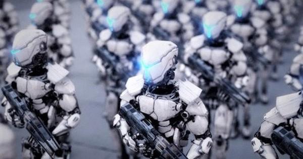 Robot chiến đấu – sát thủ máu lạnh trên chiến trường