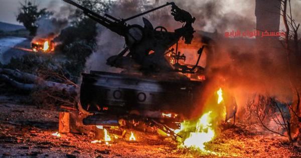 """Libya: Quân đội của tướng Haftar chiếm giữ nhiều căn cứ quân sự, Tripoli sắp """"thất thủ""""!"""