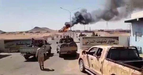 Bị dân quân Libya GNA đánh vu hồi vào hậu phương: LNA thiệt hại nặng – Giá rất đắt