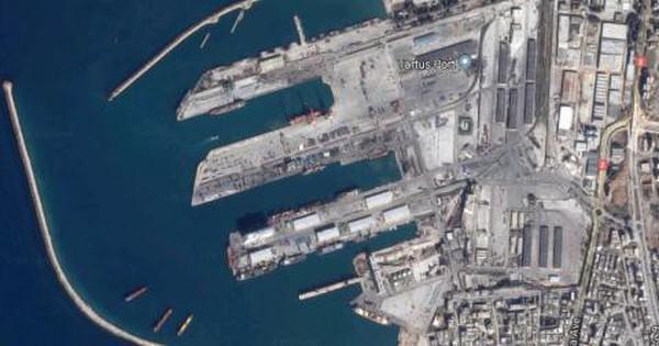 Syria cho Nga thuê cảng biển Tartus trong 49 năm