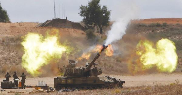"""QĐ Israel tinh nhuệ nhất thế giới bị """"vũ nhục"""": Không chặn nổi quả rocket nào, còn mơ chiến thắng?"""