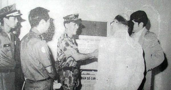 Kế hoạch OP-32 của CIA và Bộ Tư lệnh Mỹ phá sản ở Việt Nam