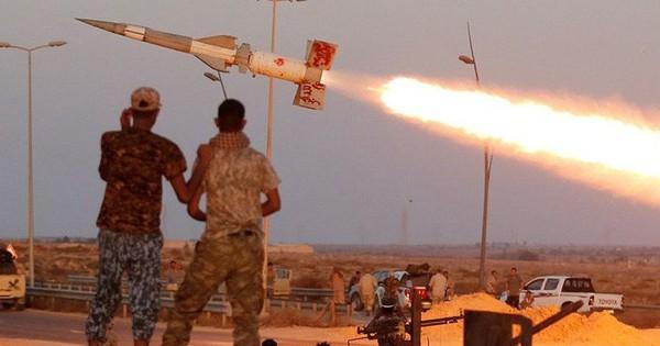 Chỉ có ở chiến trường Lybia: Tên lửa phòng không Pechora được sử dụng để… đánh đất