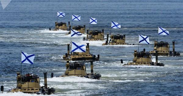 Ảnh: Sức mạnh Hạm đội Thái Bình Dương – một trụ cột của hải quân Nga