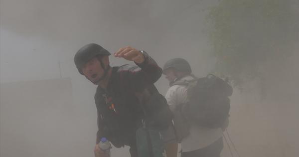 PV Anh trang bị như đặc nhiệm phiến quân bị phục kích ở Syria: Tận thấy sự khủng khiếp?
