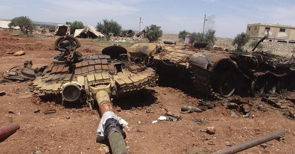 QĐ Syria vừa mất một phiên bản xe tăng T-72 giá trị nhất, vượt trội hơn cả siêu tăng T-90A
