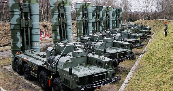 Chuyên gia Nga sẽ thăm Thổ Nhĩ Kỳ hỗ trợ lắp đặt hệ thống S-400