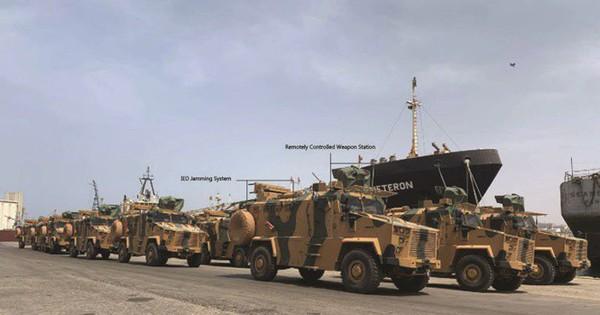 """Quân đội Quốc gia Libya cung cấp video bằng chứng """"chết người"""": Thổ Nhĩ Kỳ """"chọc gậy bánh xe"""""""