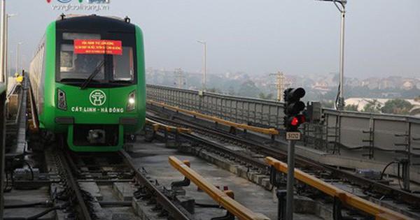 Đường sắt đô thị Hà Nội liệu có chung số phận với buýt nhanh BRT?