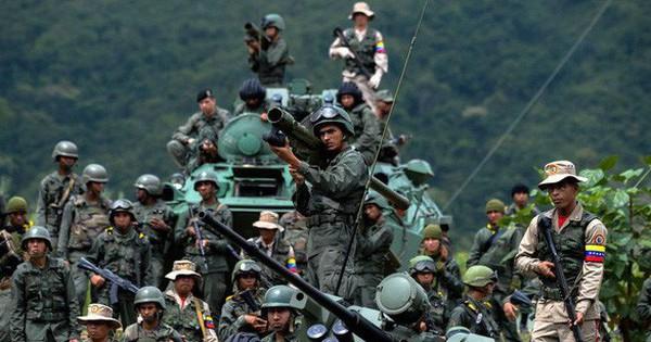 Để tấn công Venezuela, Mỹ cần phải triển khai bao nhiêu quân?