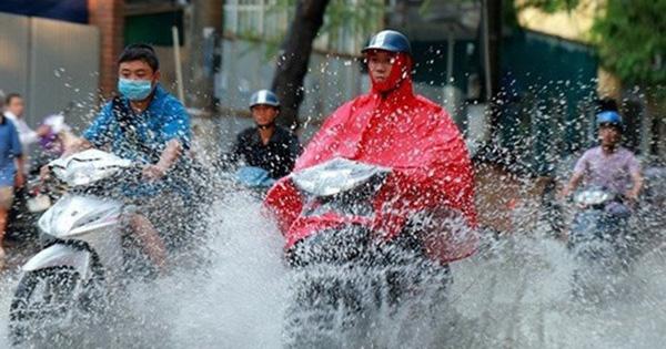 Dự báo thời tiết 15.6: Miền Bắc lại nắng nóng gay gắt, tối đổ mưa dông