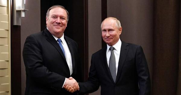 """Mỹ-Iran nổi sóng ngầm: Nga sẽ """"sát cánh"""" cùng Mỹ hay """"trả lại ơn xưa"""" với Iran?"""