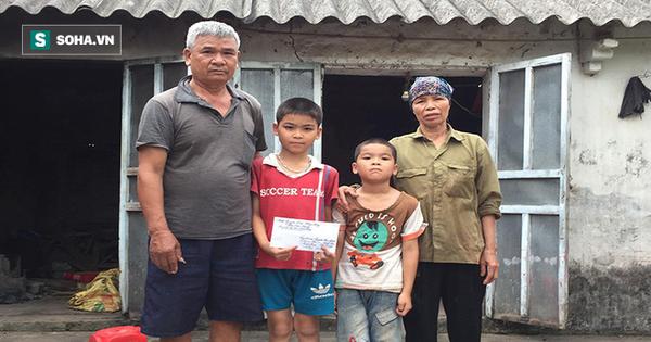 Ủng hộ em Nguyễn Văn Nghĩa phẫu thuật mắt