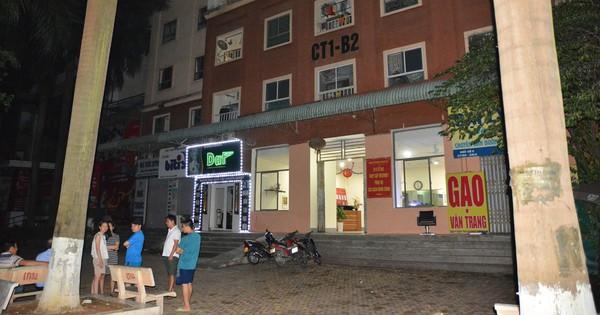 Bé gái trọng thương nằm tại mái tôn tầng 2 chung cư ở Hà Nội đã tử vong