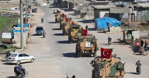 Syria cảm ơn Nga, Iran Trung Quốc và muốn Mỹ, Thổ rút quân