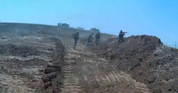 """Tam giác thép Hama: 2 lực lượng Tiger và Sư đoàn 4 của Syria có """"gục ngã trước thiên đường""""?"""