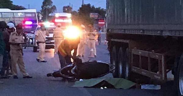 Giám thị coi thi gặp tai nạn tử vong ngay trước ngày đầu tiên thi THPT