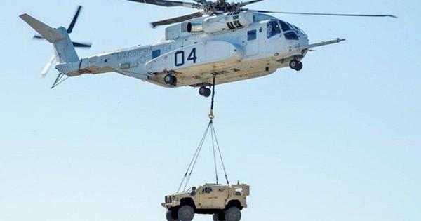 """Lục quân Mỹ chi bộn tiền để thay thế dòng xe Humvee """"phế vật"""""""