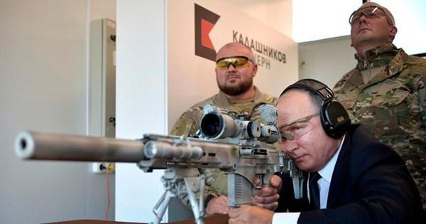 Tổng thống Nga tiết lộ chiến lược mới về hợp tác kỹ thuật-quân sự