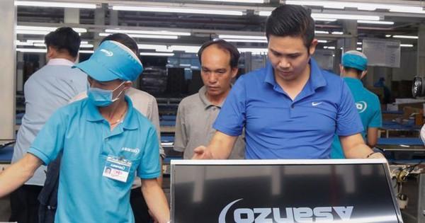 Bộ Công an đang xác minh các nghi vấn về dấu hiệu vi phạm của Asanzo