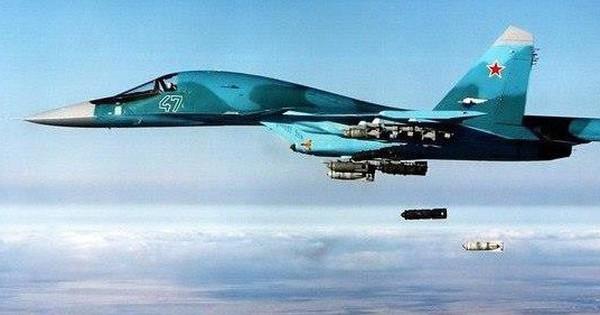 Máy bay chiến đấu Nga oanh tạc, hủy diệt trận tuyến phòng thủ của phiến quân ở Hama, Syria