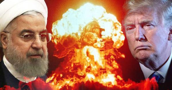 F-22 Mỹ áp sát Iran, các lực lượng khác sẵn sàng đợi lệnh: Chiến tranh cận kề?