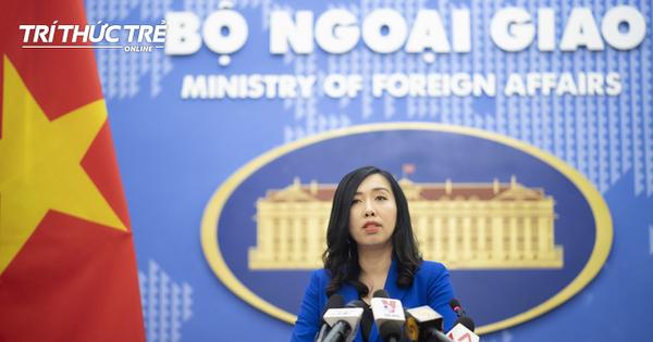 Bộ Ngoại giao thông tin việc Bộ Quốc phòng Mỹ bán 6 trinh sát cơ cho Việt Nam