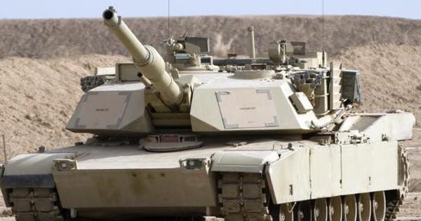 Mỹ chuẩn bị bán 108 xe tăng M1A2 Abrams cho Đài Loan trị giá 2 tỷ USD