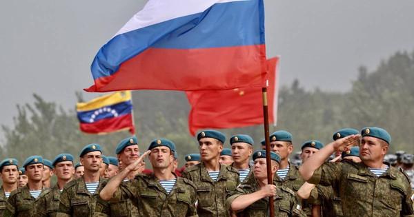 Tuyên bố bất ngờ của Nga về việc điều quân thêm tới Venezuela và xây căn cứ quân sự