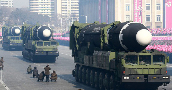 USFK: Tên lửa Hwasong-15 có thể tấn công mọi địa điểm ở lục địa Mỹ