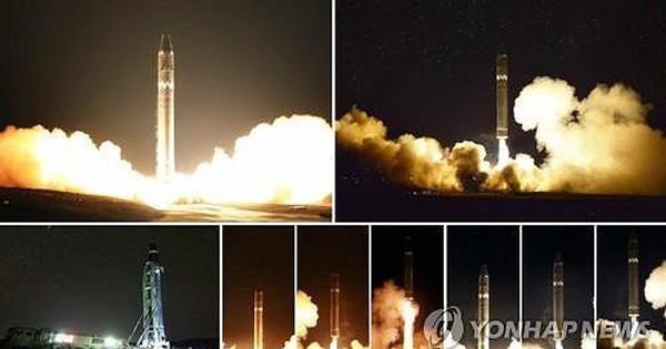 Mỹ thừa nhận toàn bộ lãnh thổ nằm trong tầm bắn tên lửa Triều Tiên