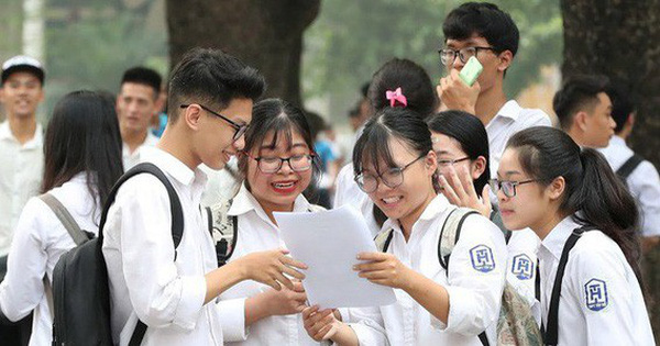 Những điều thí sinh cần nhớ nhất sau khi biết điểm thi THPT Quốc gia 2019