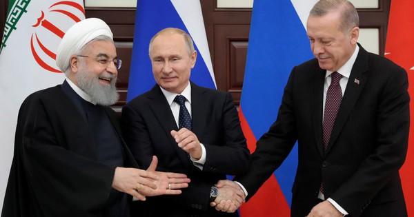 Lý do thực sự Nga hợp tác với Iran?