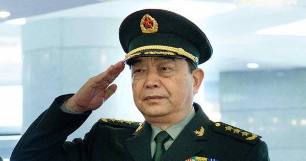 Nguyên Bộ trưởng Quốc phòng Thường Vạn Toàn bị giáng cấp và cơn lốc thanh trừng mới trong quân đội Trung Quốc