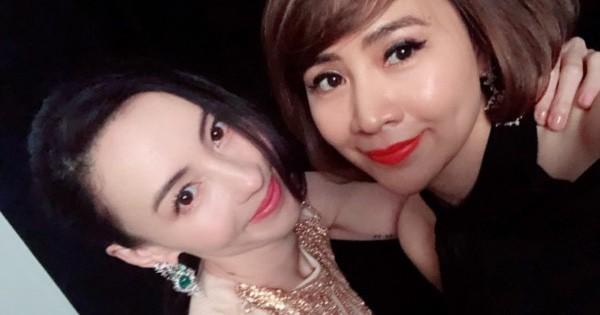 Trương Bá Chi đẹp kiêu sa khi diện trang phục của nhà thiết kế Tuyết Lê