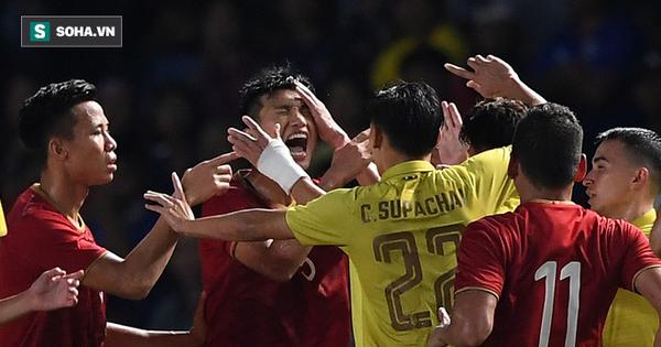 NHM nhận tin vui về việc phát sóng trận Thái Lan vs Việt Nam