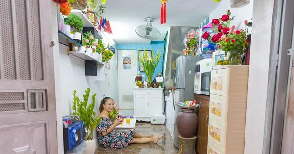 """Căn nhà nhỏ của """"chị Linh đánh ghen"""" trong phim Về nhà đi con"""