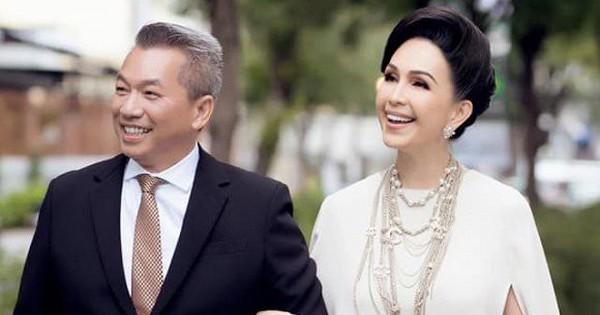 """Kỷ niệm 25 năm ngày cưới, """"nữ hoàng ảnh lịch"""" Diễm My được chồng tặng nhẫn kim cương 5 tỷ đồng"""