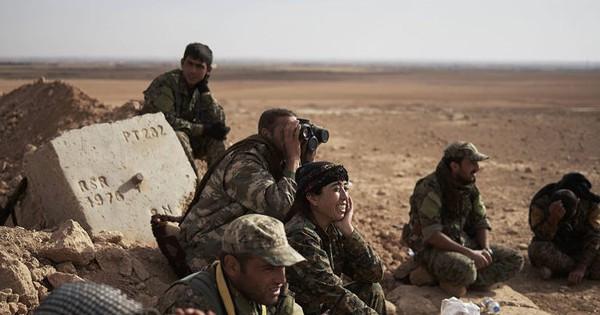 Du kích người Kurd liên tục tấn công, hàng chục tay súng nổi dậy thiệt mạng ở Afrin