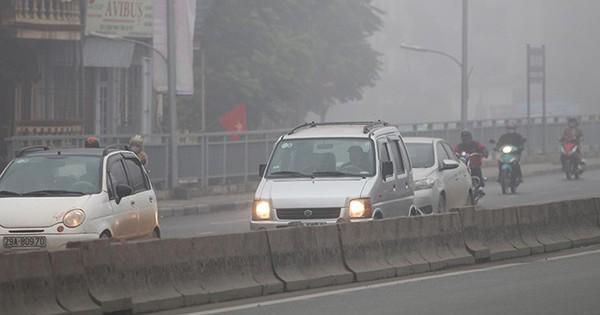 Thời tiết ngày 14/1: Hà Nội sáng sớm có sương mù, trời nắng ấm
