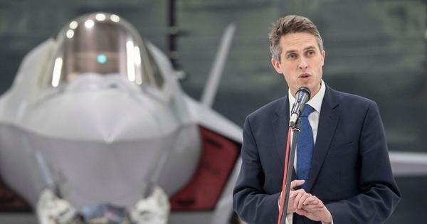 Bộ Quốc phòng Anh: Máy bay F-35 đã sẵn sàng xuất kích