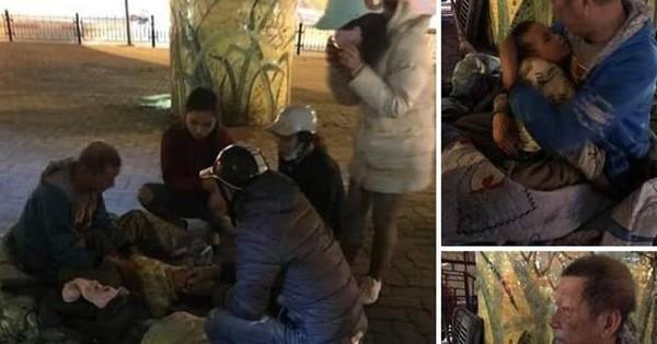 Cụ ông 72 tuổi bế cháu 3 tuổi ngủ gầm cầu: Trung tâm bảo trợ tiếp nhận