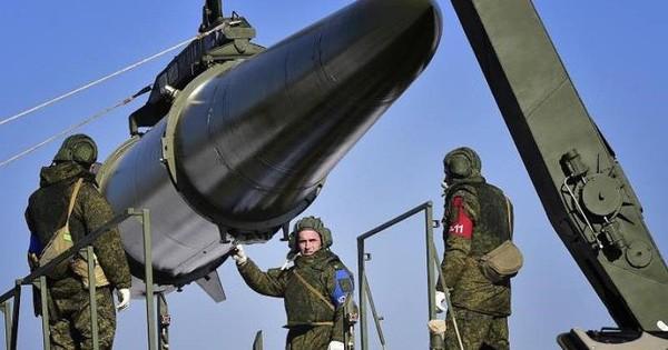 Đừng coi thường tên lửa thông thường của Nga